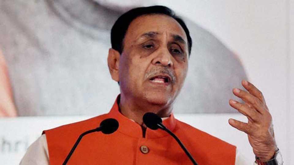 vijay rupani gujarat chief minister