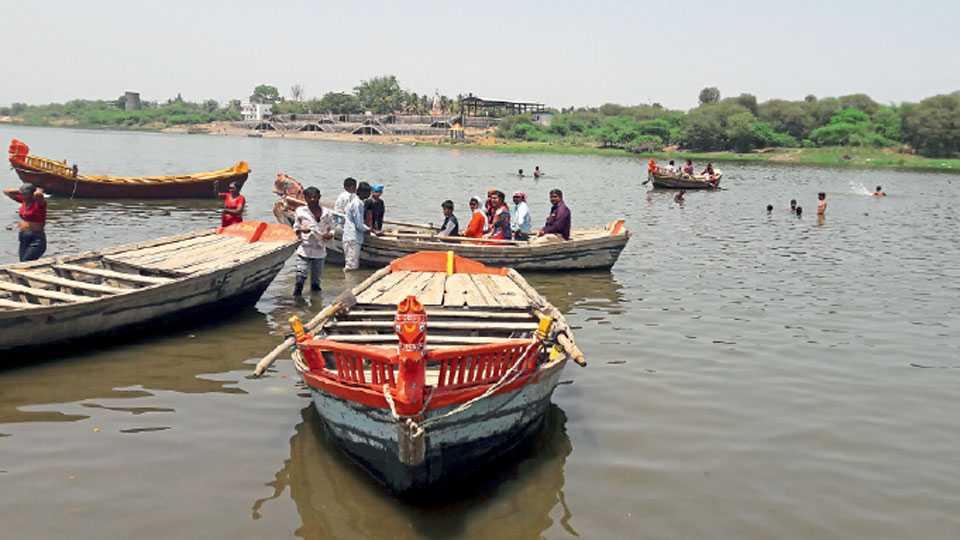 chandrabhaga river pandharpur