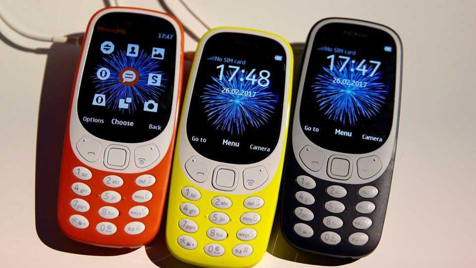 Nokia 3310 available in India from Thursday for Rs 3,310