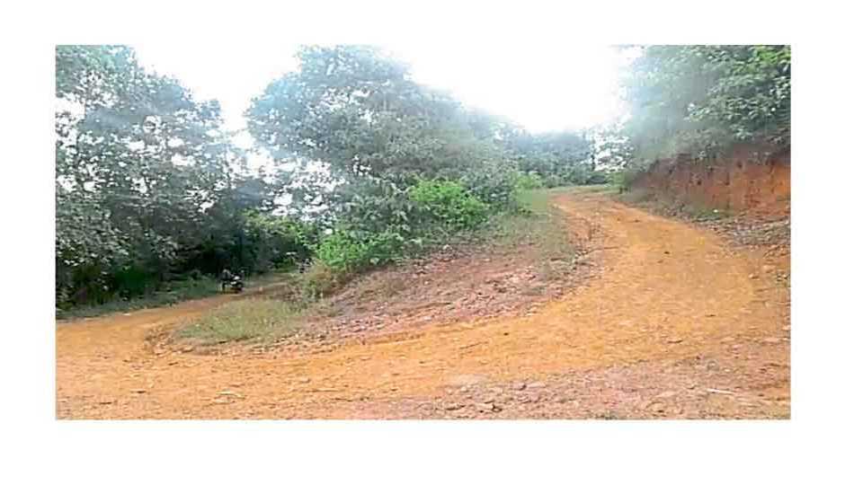 तेरवण मेढे ः दोन्ही गावांच्या गावकऱ्यांनी श्रमदान आणि स्वखर्चाने रस्ता तयार केला आहे.