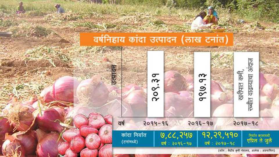 Marathi news agriculture news in Marathi Agrowon news Onion news