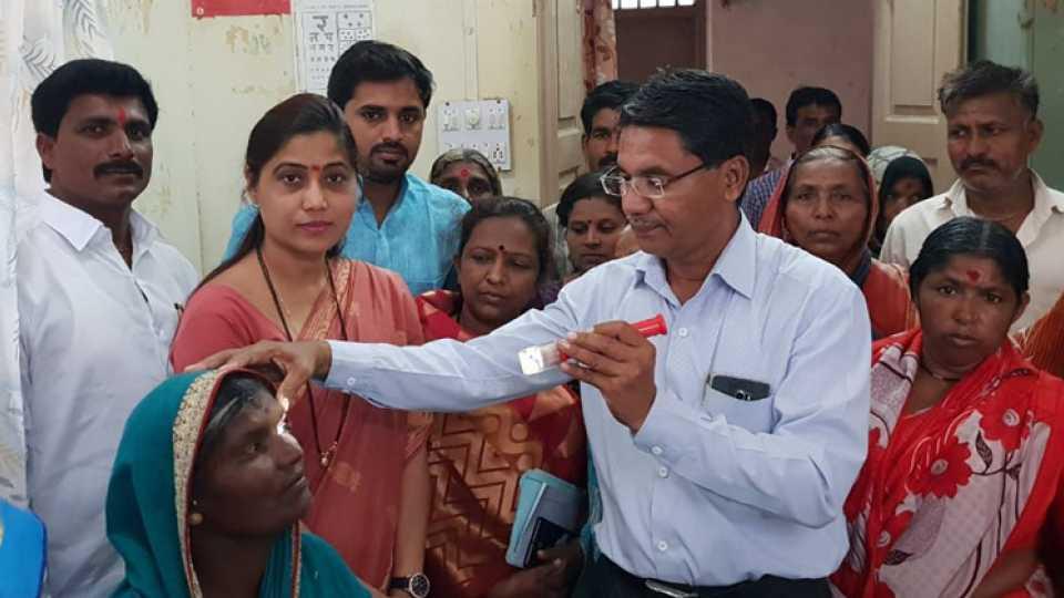 NCP Ajit Pawar Birthday Celebrations with Health Camp