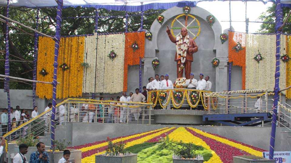 Ambedkar statue
