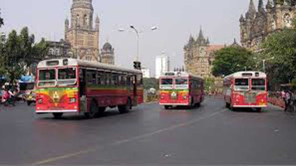 Marathi News Mumbai News BEST Transport Loss