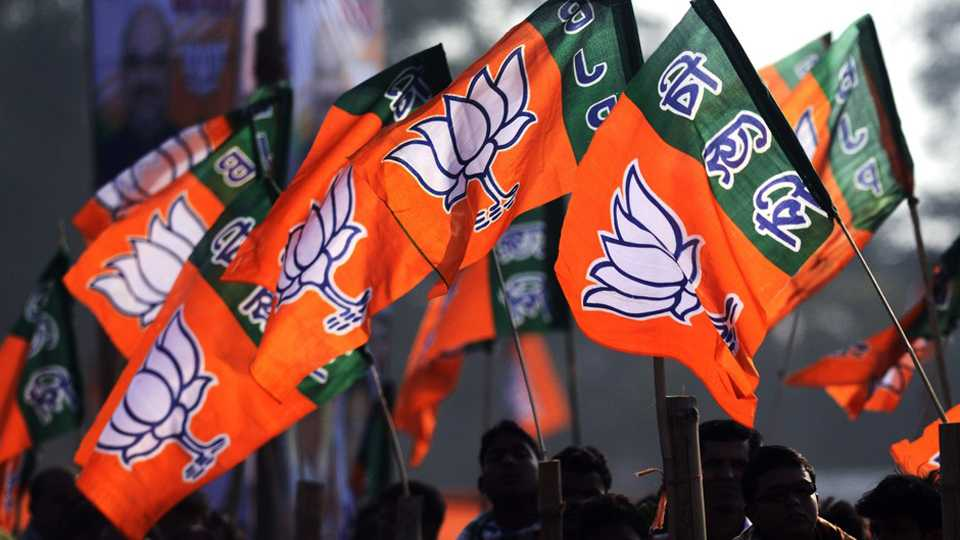 Karnataka Election Victory BJP Workers Celebrations