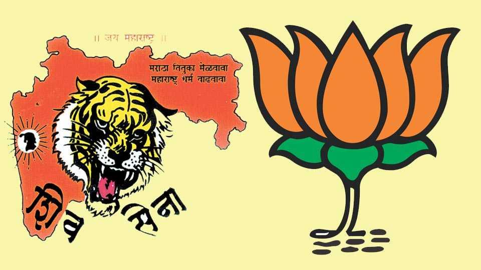 BJP Shiv Sena