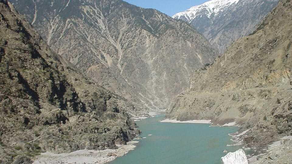Basha Dam