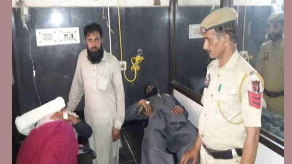 Family attacked by Gau Rakshaks