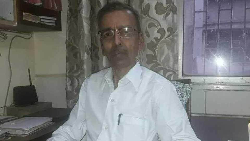 Adding life to Marathi language datar passed away