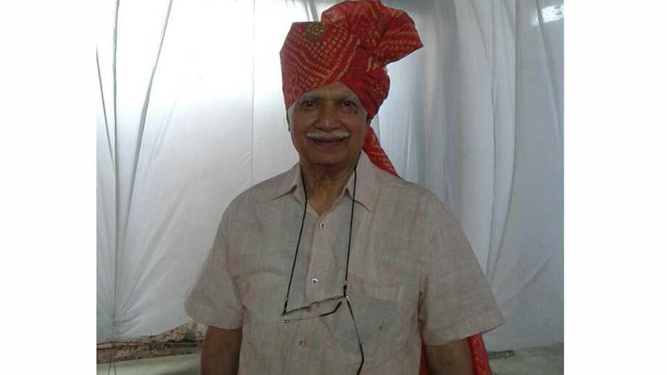 Yog Guru Dr Dhananjay Gunde Passes Away