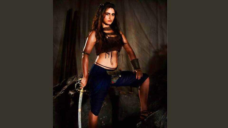 Fatima Sana Shaikh in 'Thugs of Hindostan'