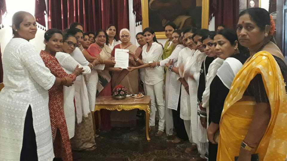 Women want 50 percent reservation in Goa