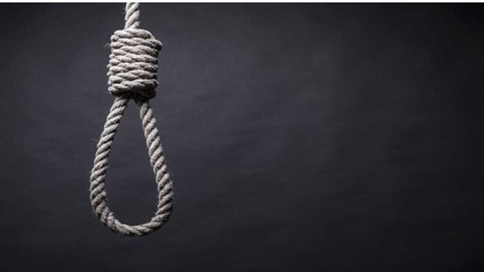 Youth suicide by hanging