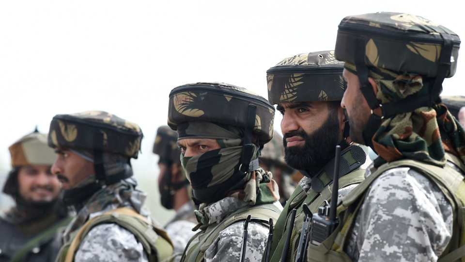 Representational image of Indian Army