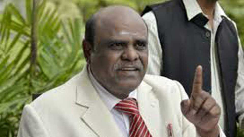 Justice C S Karnan launches political party