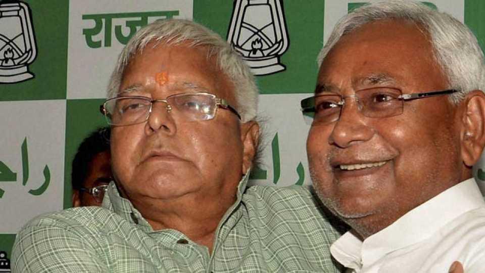 LaluPrasad Yadav, Nitish Kumar
