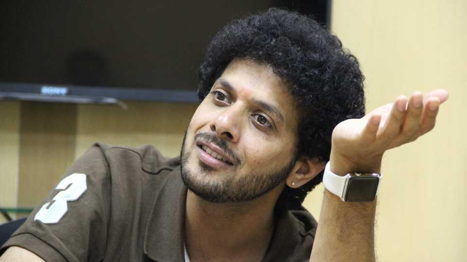 File photo of Mahesh Kale