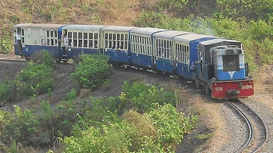 Mini-Train-Matheran