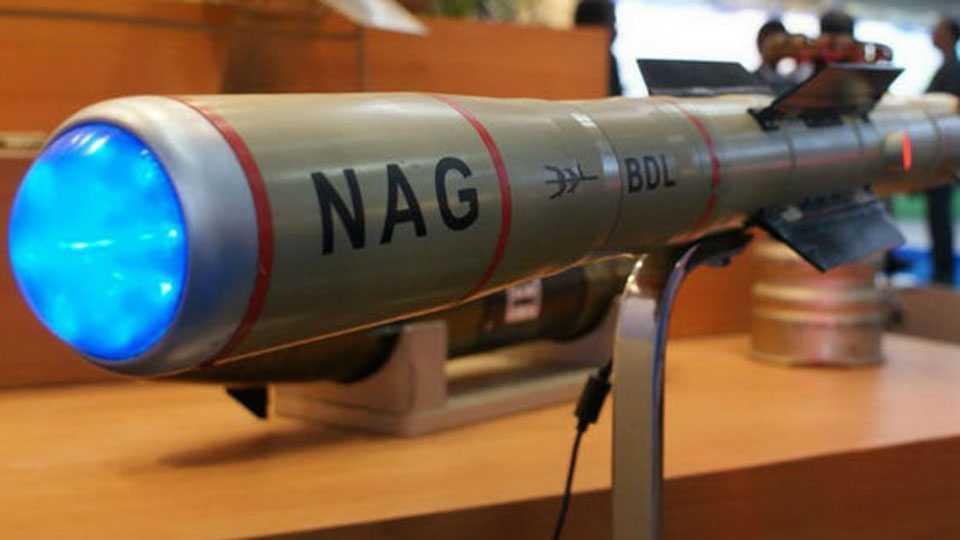sakal news esakal news competitive exam news series upsc mpsc Anti Tank Missile