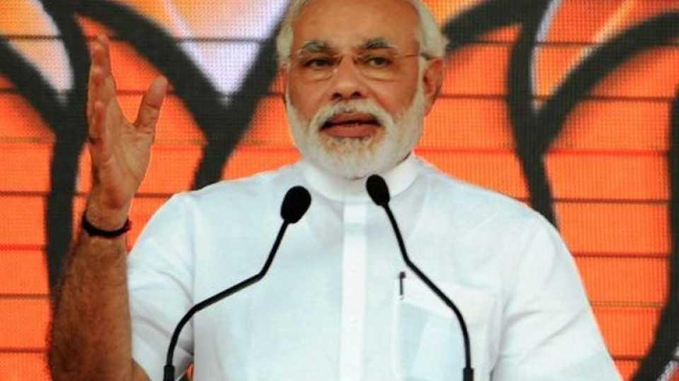 Narendra Modi, economic emergency