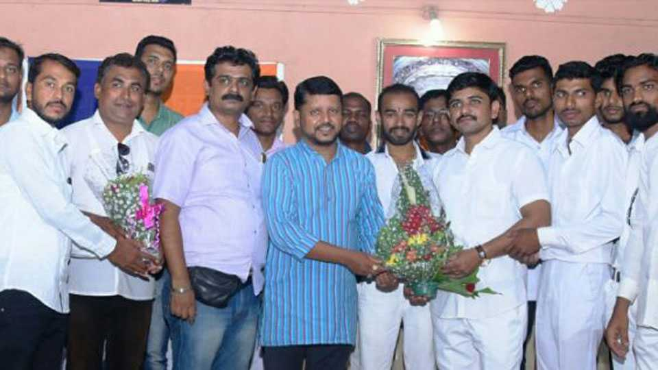 Amit Gaikwad Appointment as a President of Bahujan Mahasangh