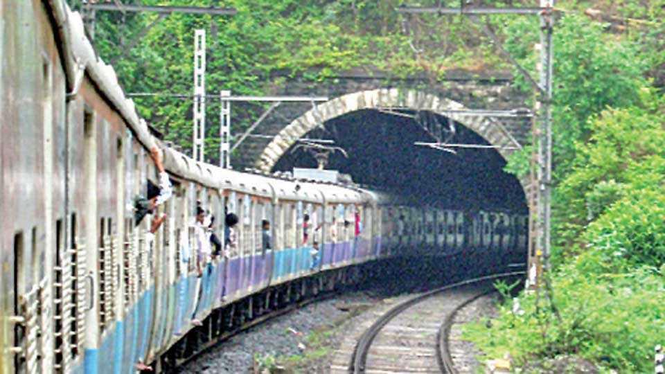 Parsik-Tunnel