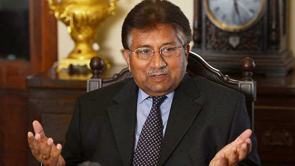 Parven Musharaf
