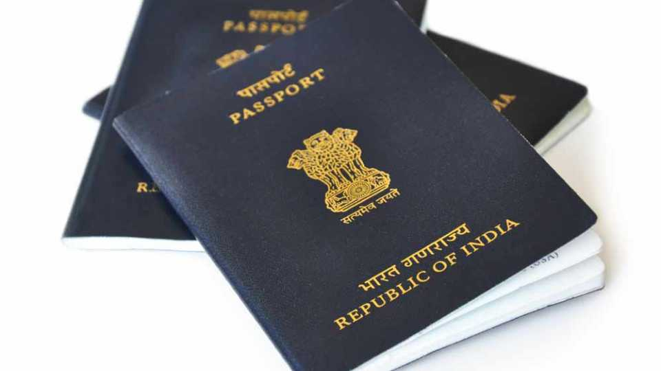 Passport Service Charges