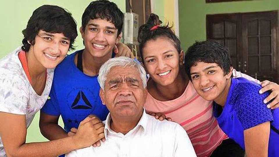 Phogat family invited over tea with South Korean first lady Kim Jung-sook