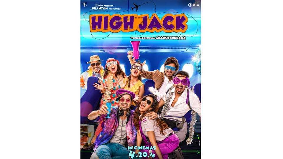 highjack movie viu presents