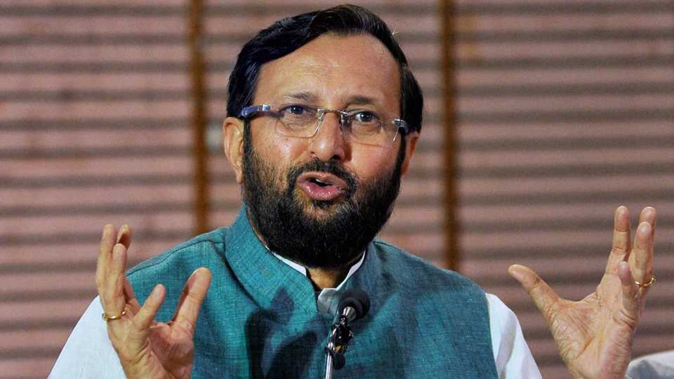 File photo of Prakash Javdekar