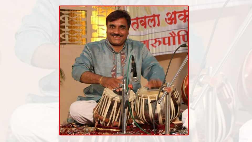 nashik breakling news nashik news Pramod Bhadkamkar death arts tabla player