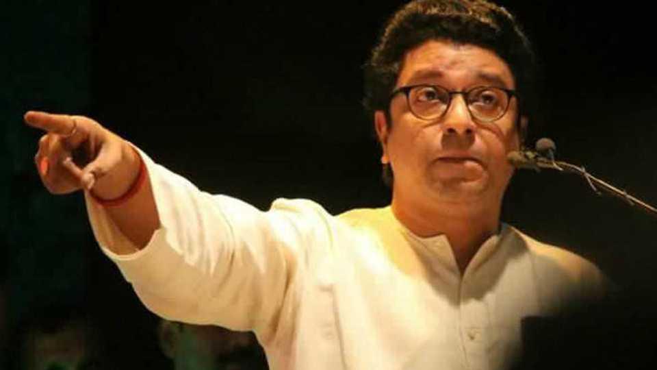 Marathi news Raj Thackeray Cartoon Narendra Modi Amit Shah Facebook