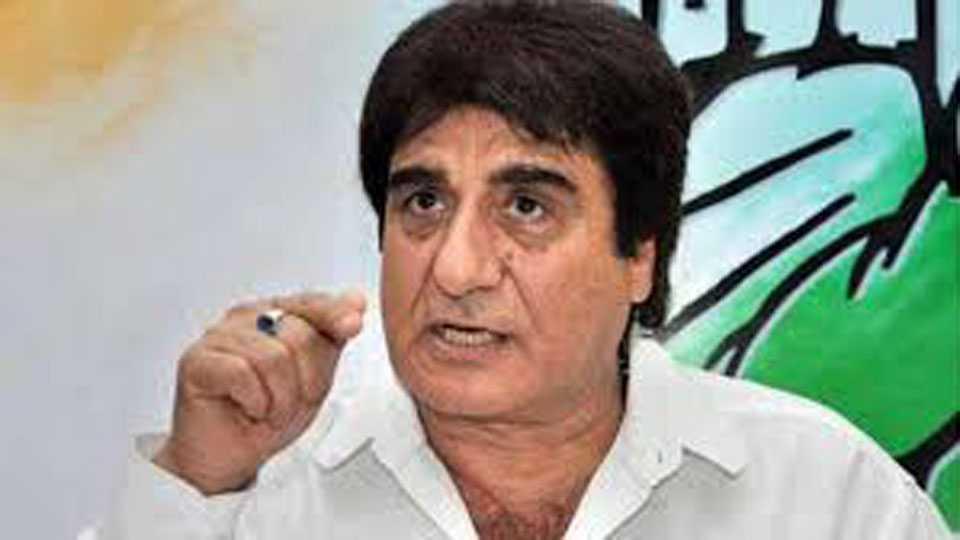 Political News Raj Babbar quits as Congress UP chief