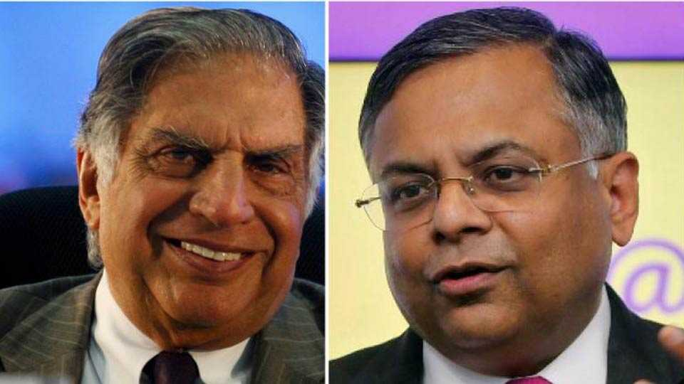 """A day after the announcement of N Chandrasekaran as the new Chairman of Tata Sons, Ratan Tata on Monday said the appointment is a """"well deserved recognition"""