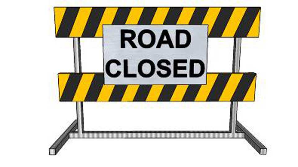 road closed in satara