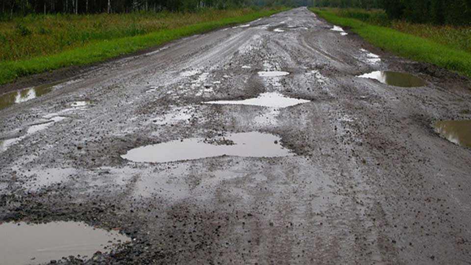 Road Pits