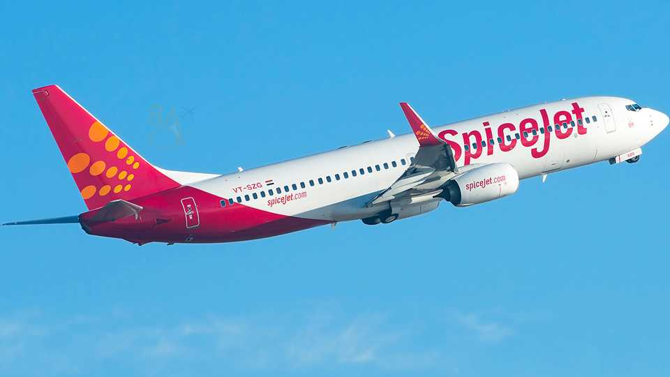Four new flights from SpiceJet