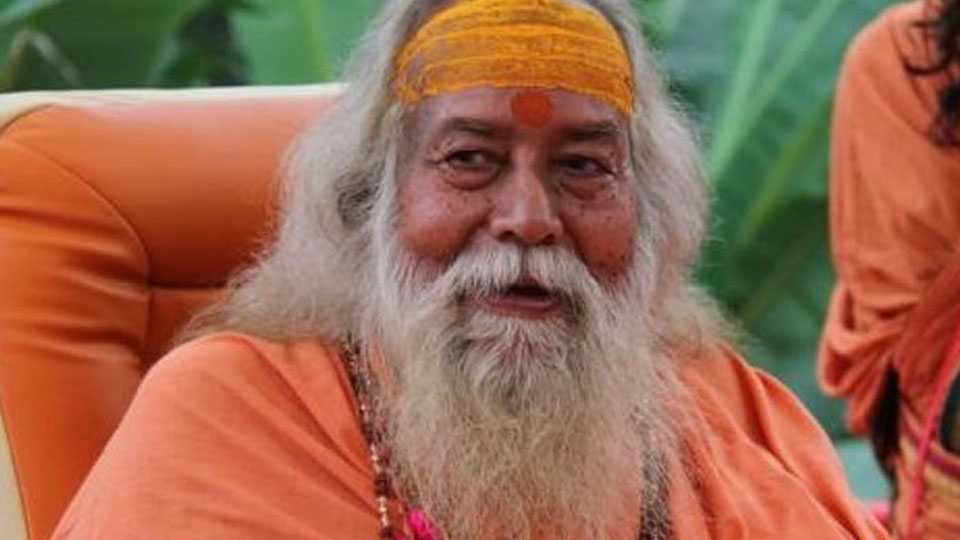 Government For Its Own Selfish Motive Giving MoS Status To Babas says Swami Swaroopanand