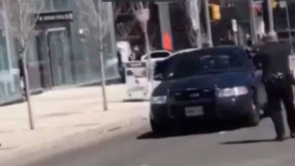 Toronto van attack Suspect quizzed after 10 pedestrians killed 15 Injury
