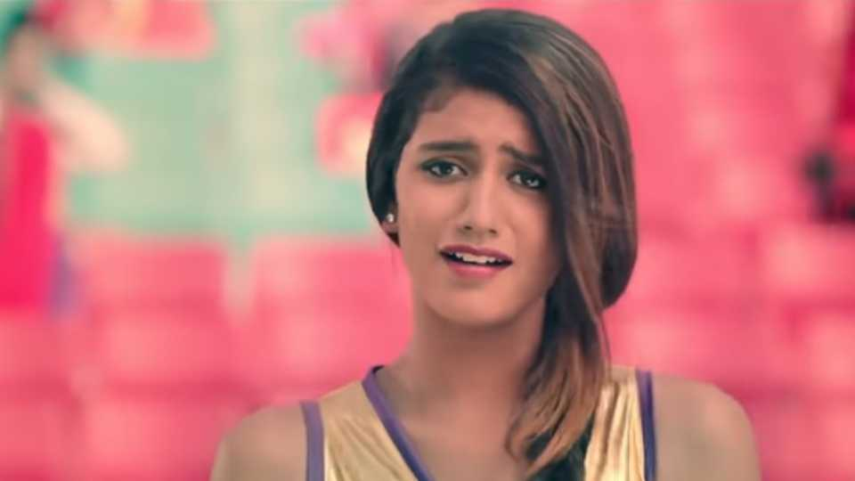 Priya prakash varrier news video goes viral