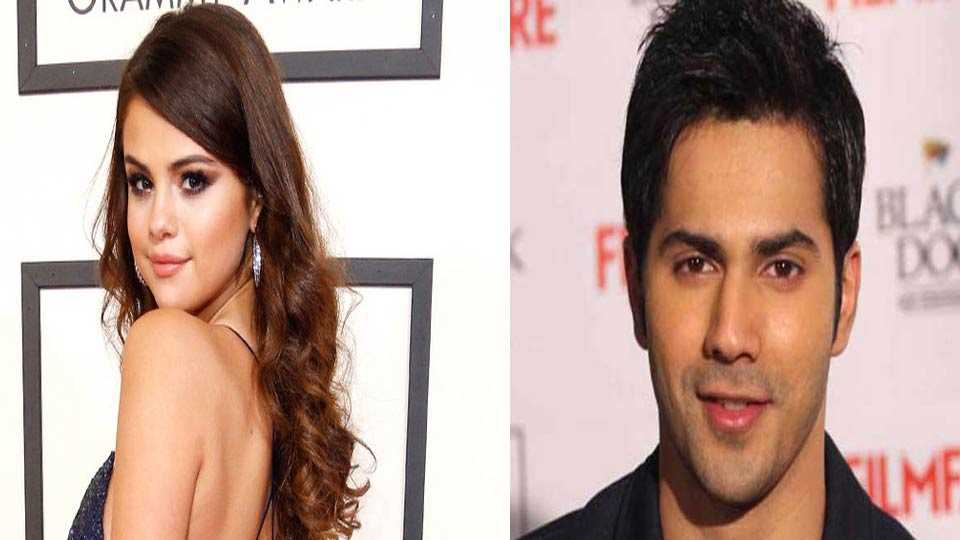 varun wants selena date
