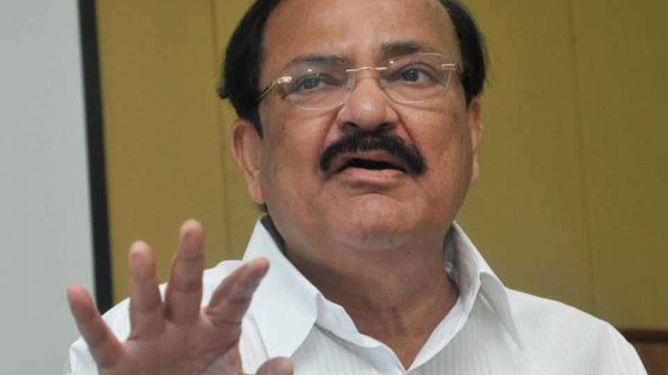 Venkaiya Naidu