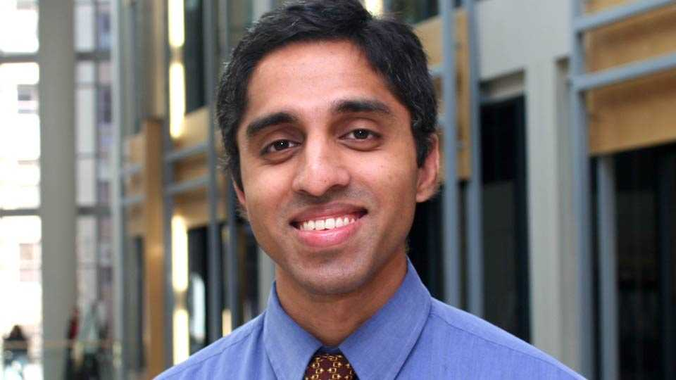 Vivek Murthy urgeon General of the United States of America