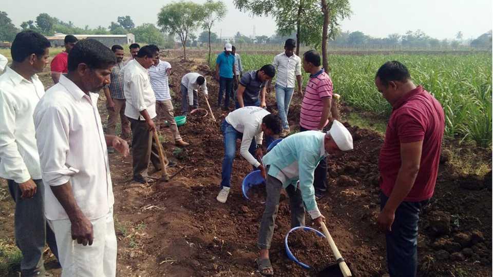 doctors social work in thoratwadi