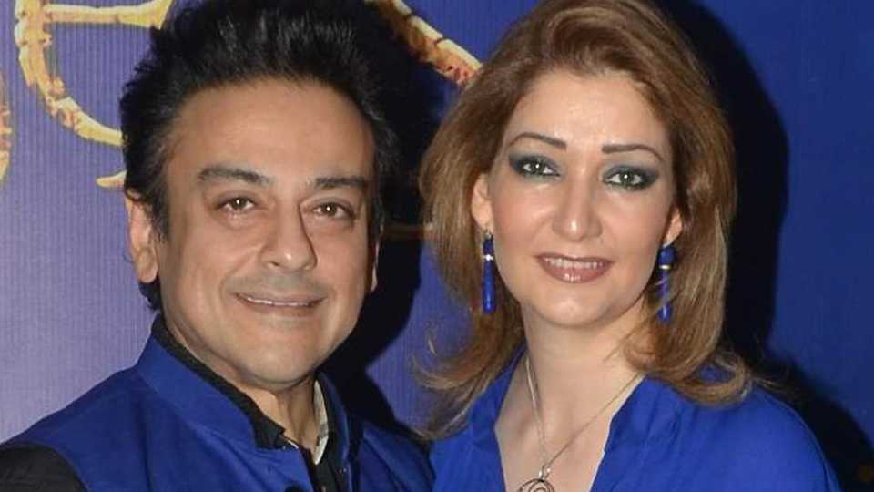 Adnan Sami, wife welcome baby daughter