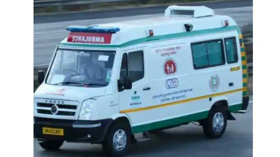 '108' ambulance is save life of many people