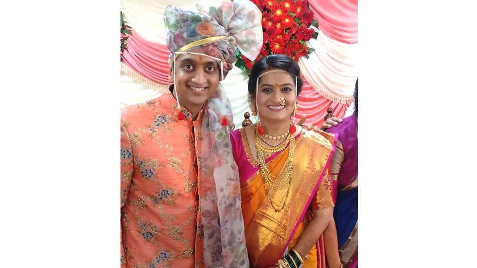 amey vagh weds sajiri esakal news