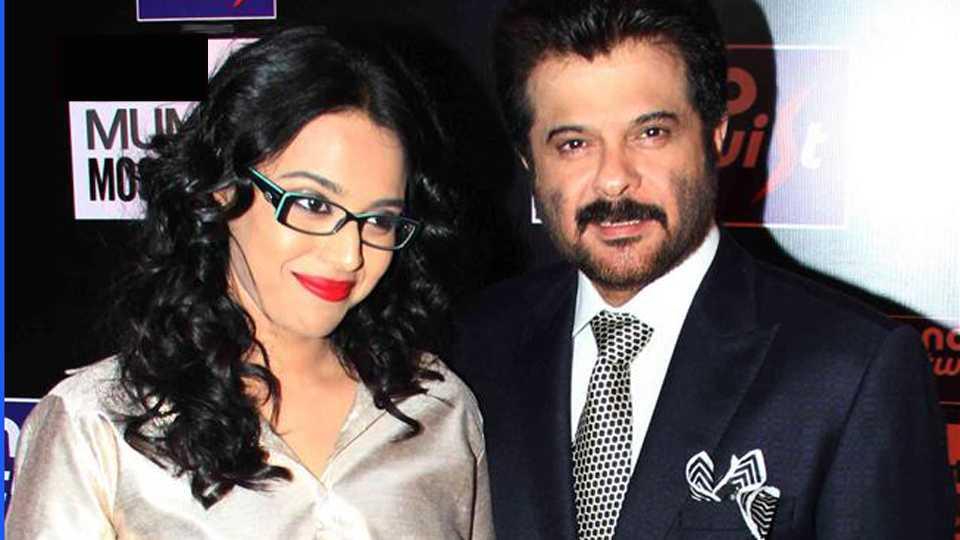 Swara bhaskar fears Anil Kapoor