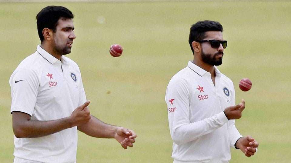 R Ashwin, Ravindra Jadeja Jointly Atop ICC Test Rankings